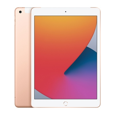 iPad 10.2 2020 Wi-Fi + Cellular 128GB Gold