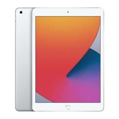 iPad 10.2 2020 Wi-Fi 128GB Silver